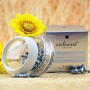 Serum trắng da chống lão hóa Sakura Placenta COQ10 02