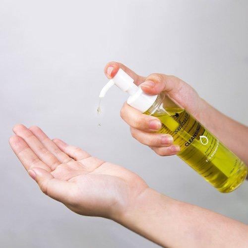 Dầu tẩy trang Sakura Cleansing Oil 04