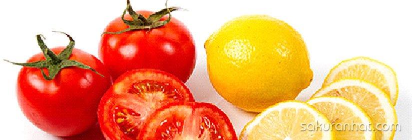 Bí kíp tẩy tế bào chết da mặt đơn giản với cà chua 2