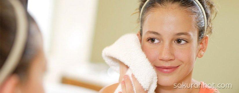6 Bước làm sạch da mặt hoàn hảo 1