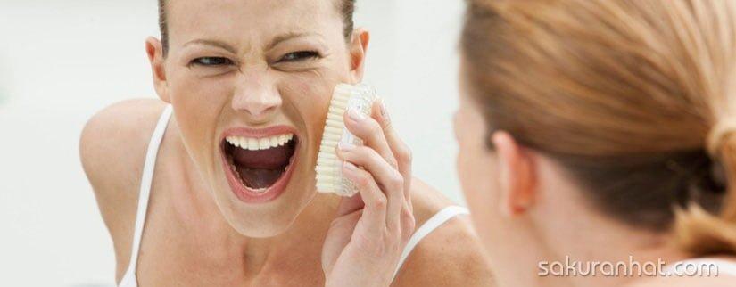 6 Sai lầm thường gặp cần tránh khi rửa mặt 1