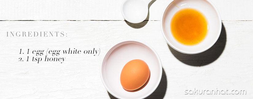 Mặt nạ trứng - Giải pháp 3 in 1 đánh bay mụn trứng cá, mụn đầu đen và nếp nhăn 1
