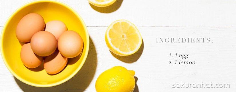 Mặt nạ trứng - Giải pháp 3 in 1 đánh bay mụn trứng cá, mụn đầu đen và nếp nhăn 2
