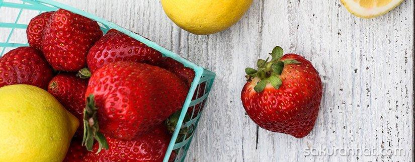 Mặt nạ dưỡng da dành cho da nhờn từ trái cây 2