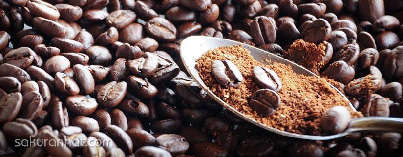 Tự tẩy tế bào chết toàn thân với cà phê 1