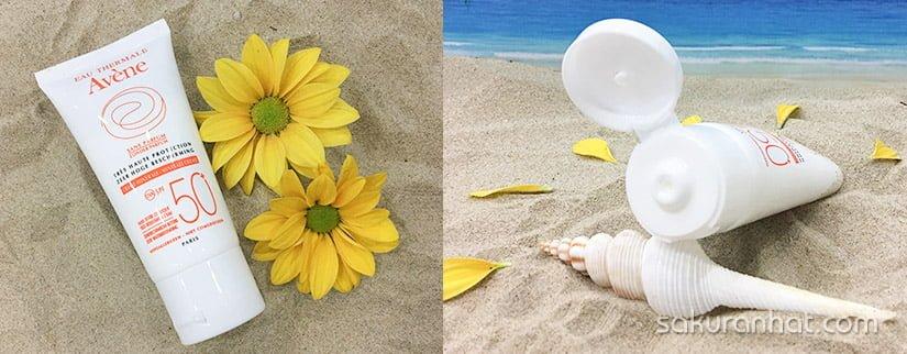 chọn đúng kem chống nắng dành cho da nhạy cảm