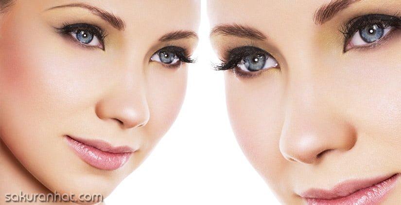 Phong cách trang điểm tối giản giúp tôn nét đặc biệt của gương mặt