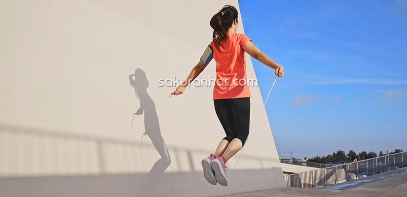 Hướng dẫn cách nhảy dây giảm cân nhanh
