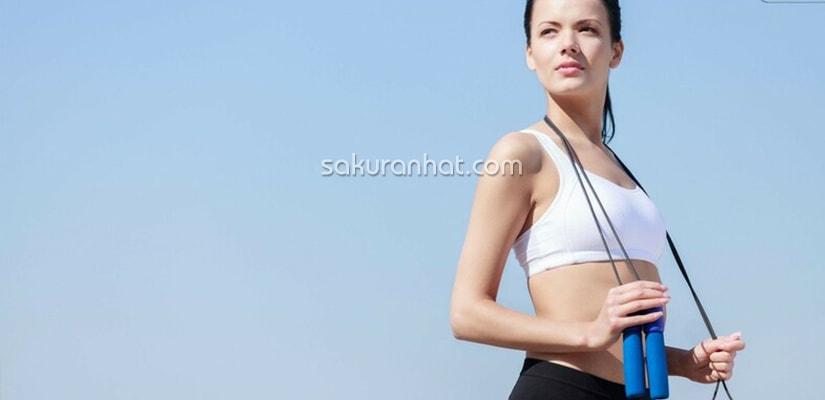 Nhảy dây đúng cách giúp giảm cân
